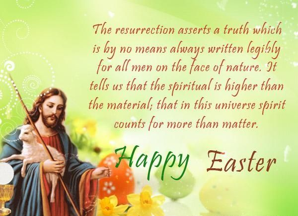 easter message bible
