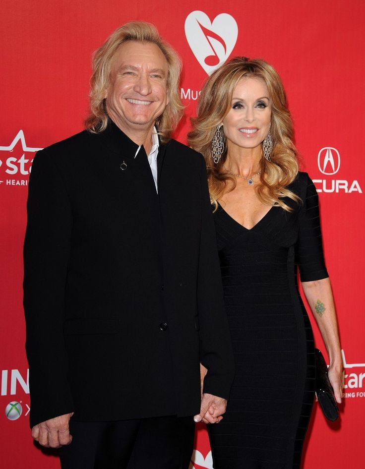 Happy, Clean & 20 Yrs Sober - Joe Walsh and Marjorie Bach Photos: 2012 MusiCares Person of the Year Tribute