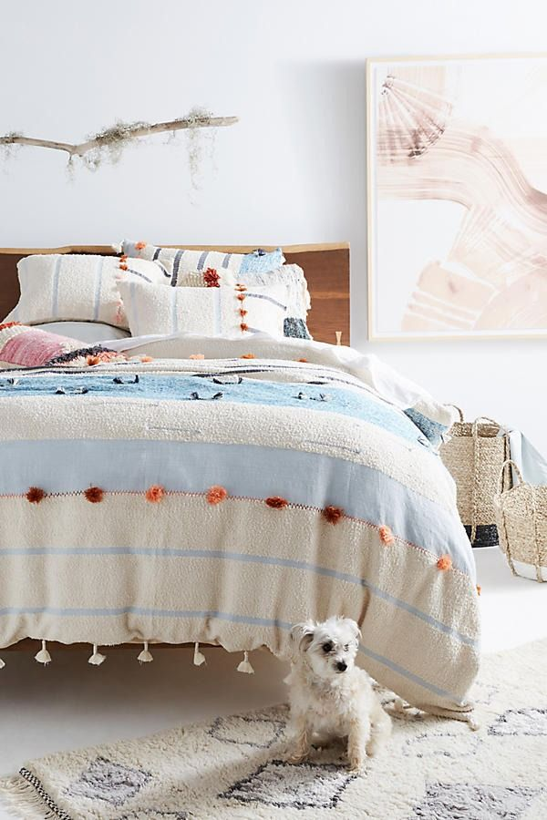 All Roads Woven Solstice Duvet