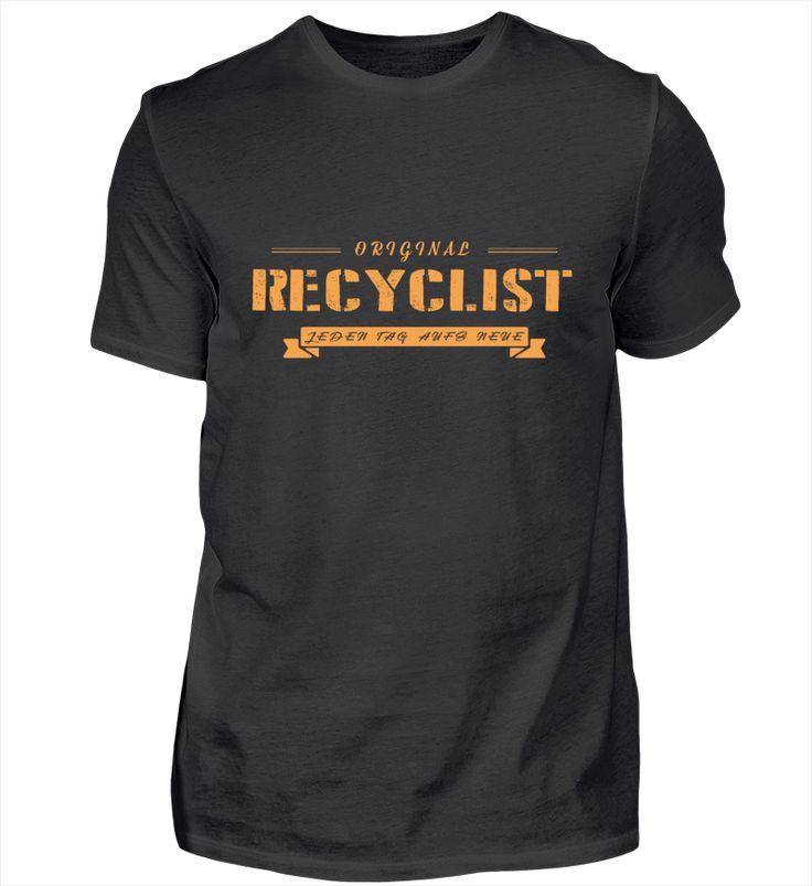 Der echte Recyclist