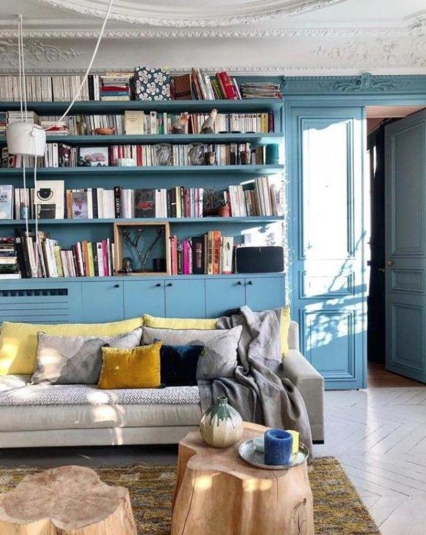Bienvenue Chez Beatrice Laval Directrice Artistique De Lemondesauvage Home Home Decor Shelf Inspiration