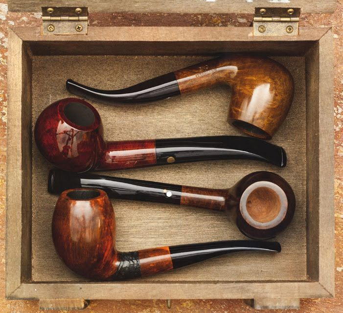 Tobacco pipes overbuilt well made good things old and for What are old plumbing pipes made of