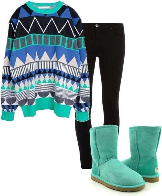 Winter outfits :)