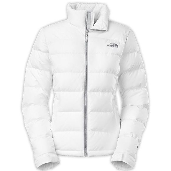 NEW PRICE North Face Jacket -Perfect condition, never worn -White -Down feathers -Authentic Northface -Got as a gift and never found the time to return it The North Face Jackets & Coats Puffers