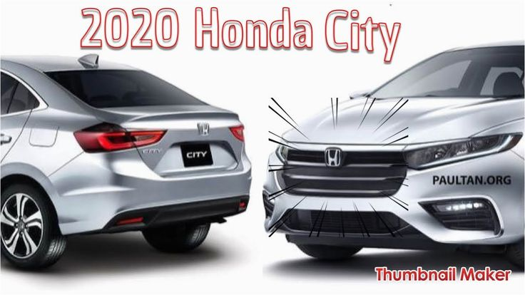 42++ Honda city 2020 pics ideas
