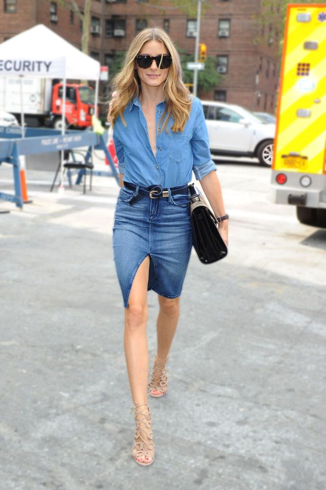 1000  ideas about Denim On Denim Looks on Pinterest | Miley cyrus ...