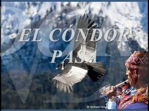 ▶ El Cóndor Pasa-Musica Instrumental Andina Peruana - YouTube with great photography