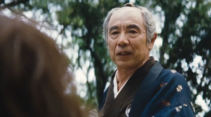 """Issey Ogata's name is not mentioned on the poster or in much of any marketing for Silence, but his role as Inoue Masashige, so very ominously nicknamed """"The Inquisitor,"""" is among …"""