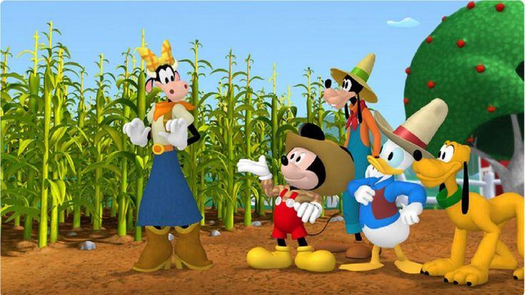 Desene Animate Cu Mickey Mouse - Clubul lui Mickey Mouse in Limba Romana...