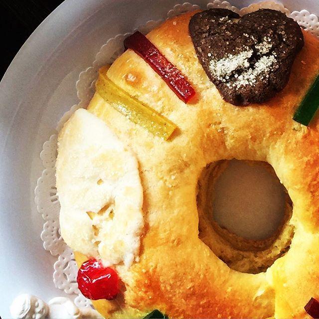 Feliz Día de Reyes !! #food #foodstyling #foodie #foodgram #reyes #rosca #tradiciones