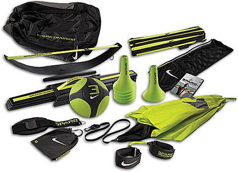 Anthem Sports offers a wide selection of sports training equipment that will give your athletes the edge this season! We have products that will improve speed, strength, agility and vertical jump. Our offering of athletic training equipment even includes fitness products that will strengthen your core and improve your balance and stamina.