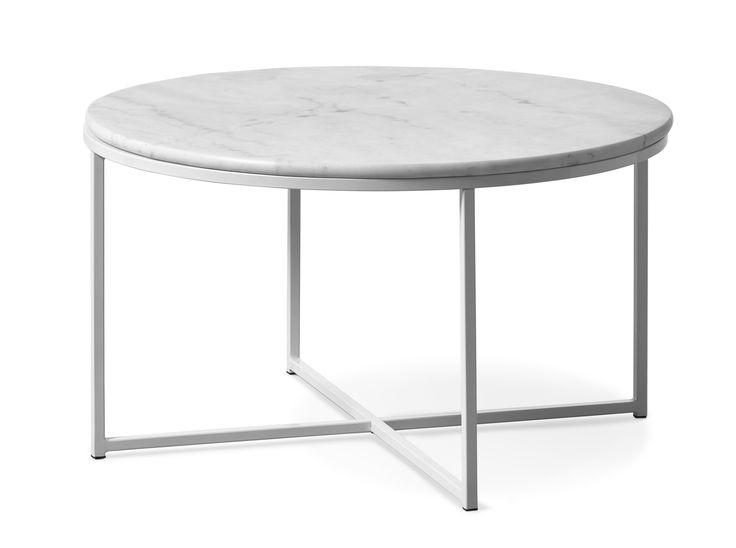 Novali - Soffbord, Ø 80 cm | Mio