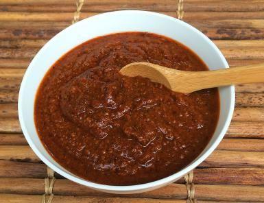 Salsa picante de cacahuate: condimento multi-usos por excelencia: La salsa de…