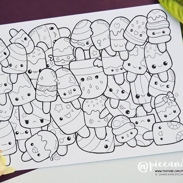 Best 25 Doodle Pages Ideas On Pinterest