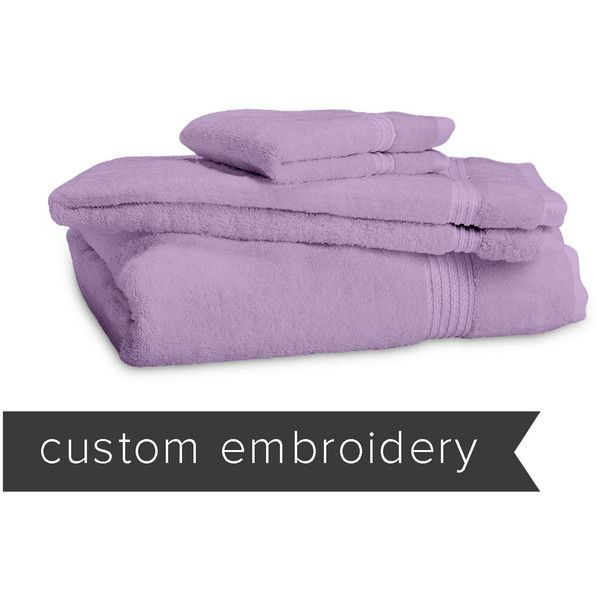 ExceptionalSheets 600 Gram 3 Piece Egyptian Cotton Towel Set 3 Piece... ($34) ❤ liked on Polyvore featuring home, bed & bath, bath, bath towels, purple, purple hand towels, patterned bath towels, 3 piece towel set, egyptian cotton hand towels and egyptian cotton bath towels