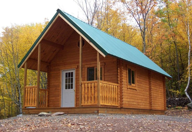 25 best ideas about cabin kits on pinterest log cabin for Camping cabin kits