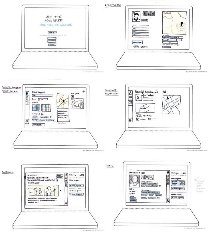 story board web