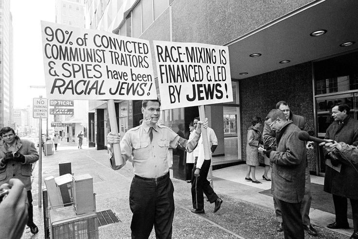 George Lincoln Rockwell 1967