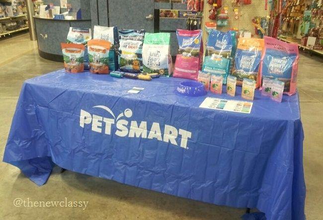 Natural Balance Dog Food Now Available At PetSmart #ad