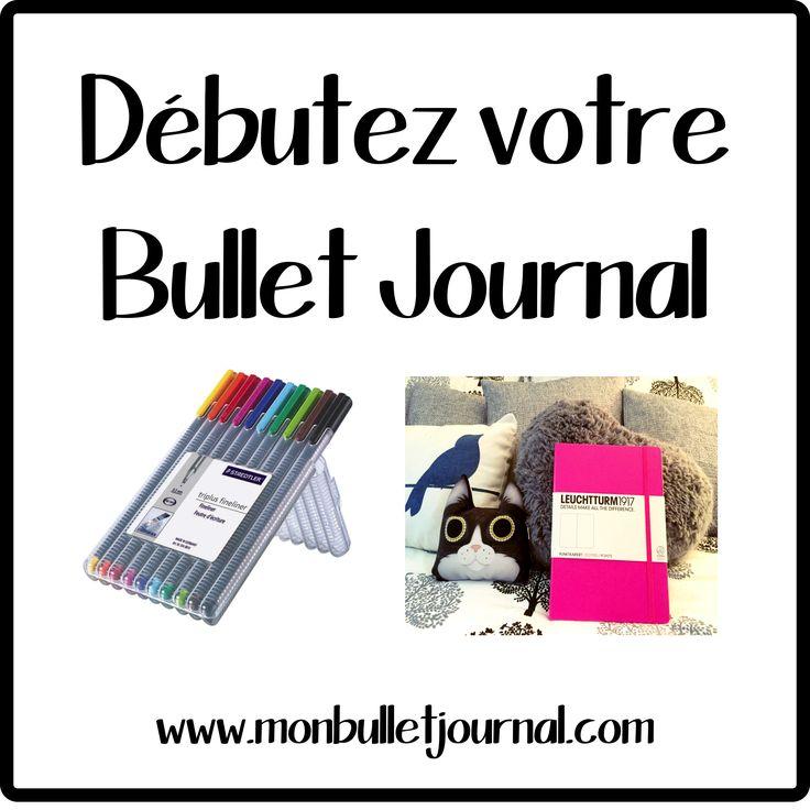 Venez découvrir comment débuter votre Bullet Journal. Des articles et des idées en français ! www.monbulletjournal.com