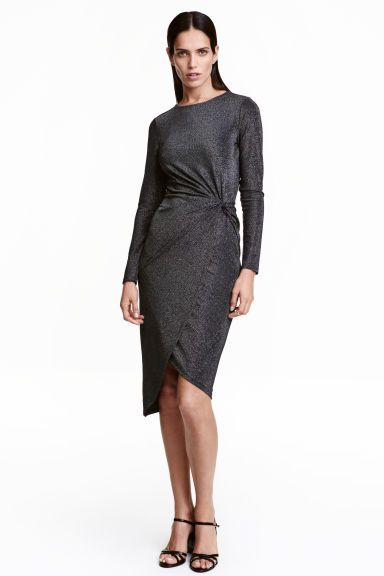 Draped dress | H&M