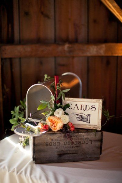 Chouette urne #mariage #wedding