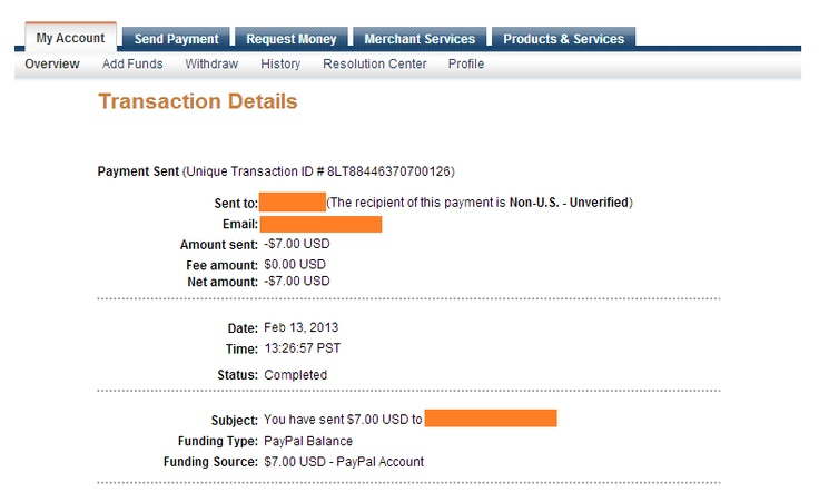 $7.00 Payment Proof! Make sure your likes are paid too! - Register to SocialBirth.com now!