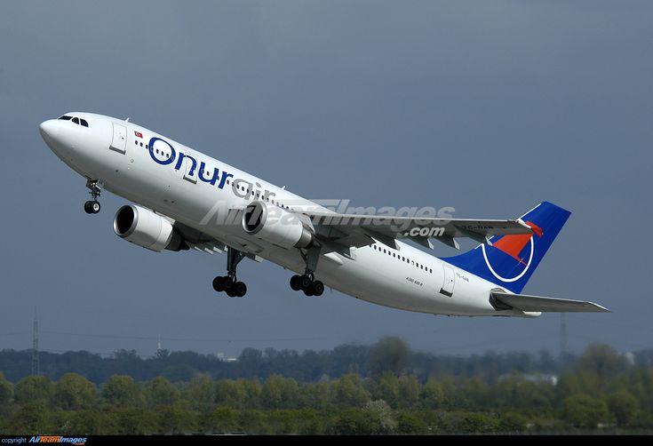 Onur Air Airbus A300B4-605R