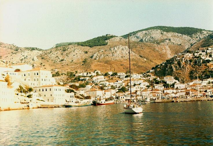 Spetse, Greece