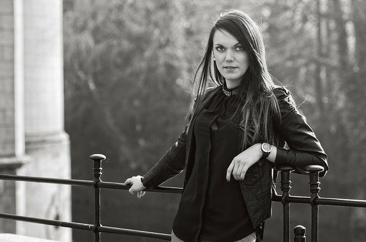 Justyna by Grzegorz Kerber on 500px