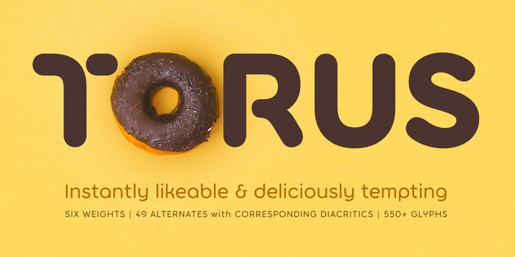 Check out the Torus font at Fontspring.
