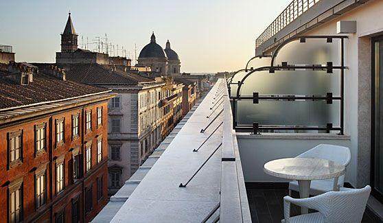 Hotel Roma - Hotels Roma - Alberghi 4 stelle Roma - Una Hotel Roma - Hotel Roma Stazione Termini