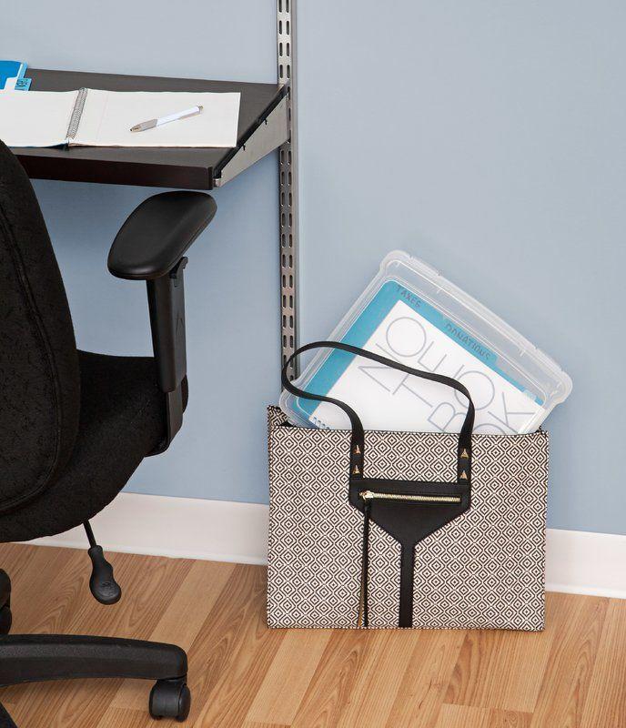 Slim Portable Desk Organizer Set   Portable desk, Desk organizer set, Iris
