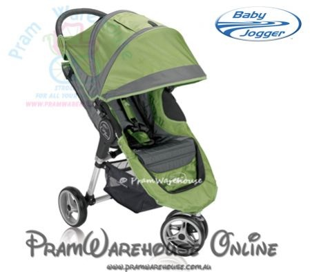 Baby Jogger City Mini  - Love my pram but wish I could have the City Select ;)