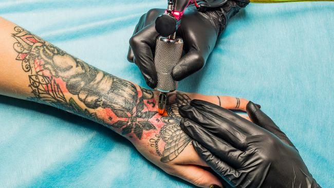 #EasyTatt temporary tattoos are the new way to avoid tattoo regret - NEWS.com.au: NEWS.com.au EasyTatt temporary tattoos are the new way to…