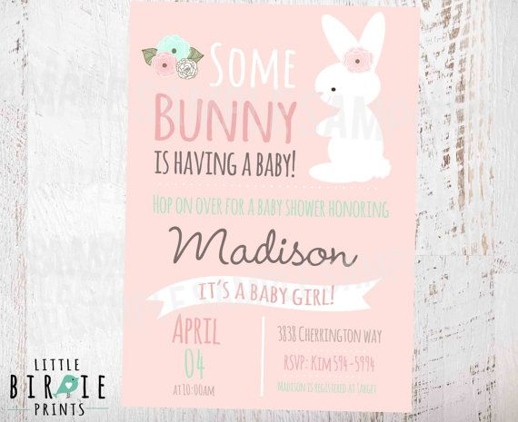 Best 25+ Bunny baby showers ideas on Pinterest | Baby ...