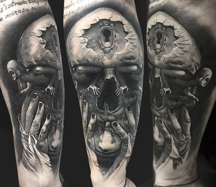 101 best 3d tattoo images on pinterest tattoo ideas 3d for Best soap to clean tattoo