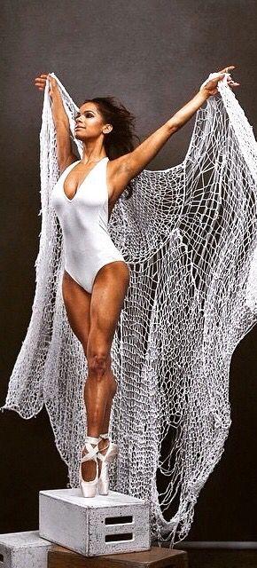 Misty Copeland - Holy shit She's gorgeous