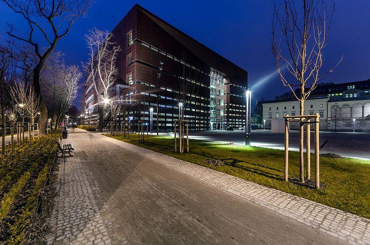 Narodowe Forum Muzyki we Wrocławiu National Forum of Music in Wroclaw.