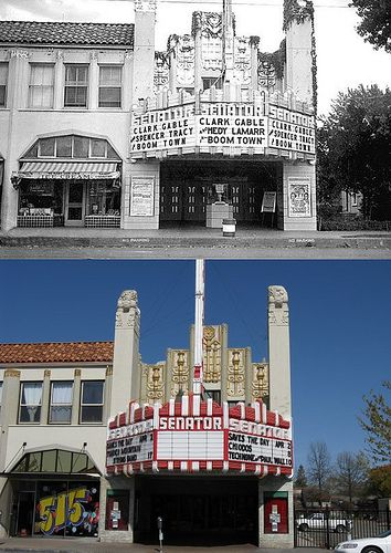 Chico, California - Then and Now by Jasperdo, via Flickr