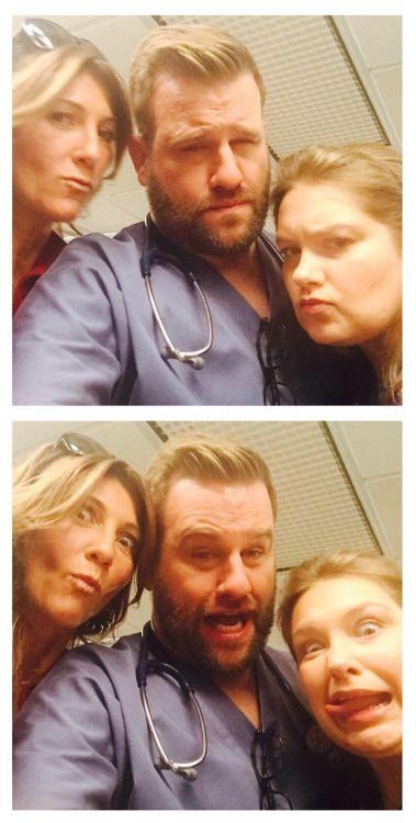 Dr. O'Hara, Thor and Zoey
