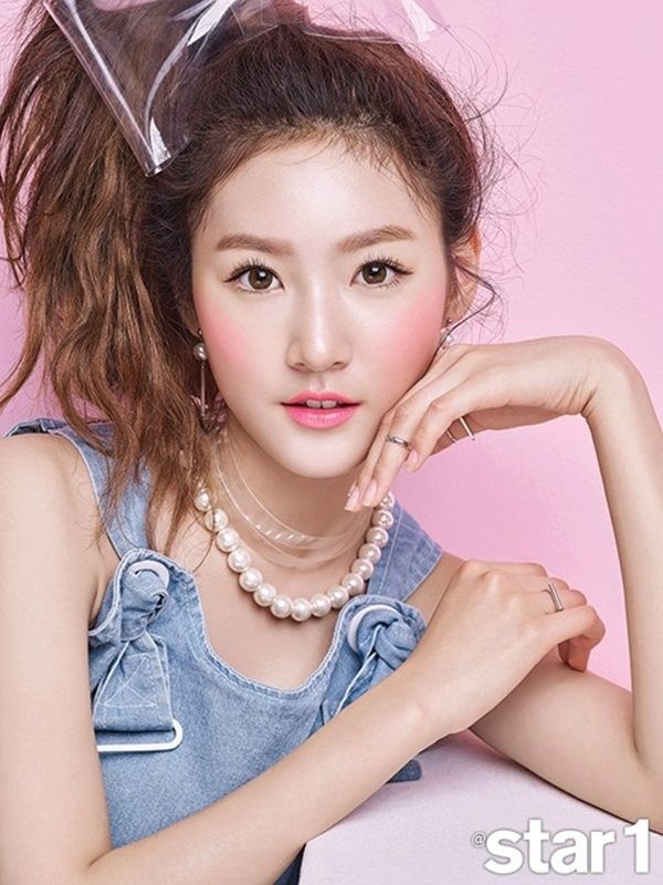 Kim Sae Ron - @star1 Magazine