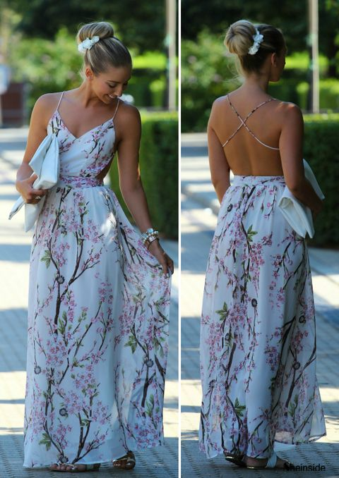 MAXI DRESSES - Womens Fashion Clothing at Sheinside.com