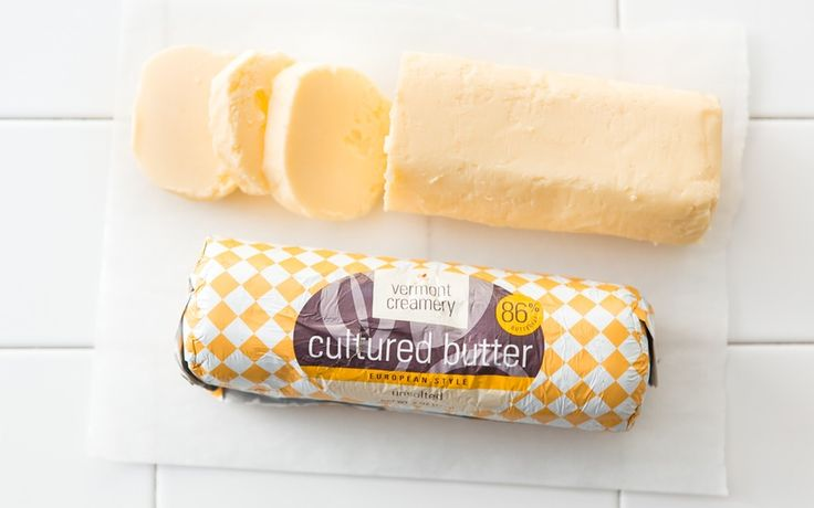 Vermont Creamery Unsalted Cultured Butter x 2