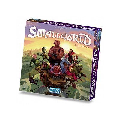 Small World - Asmodee-SW01