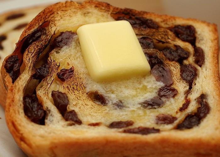 ultimate raisin bread 究極のぶどうパン