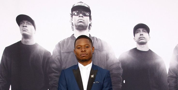 """5 Things with """"Straight Outta Compton"""" Star Jason Mitchell"""