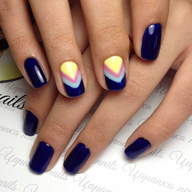 Chevron Nail Art Ideas - Nail Art #1096 - Best Chevron Nail Art Designs and Ideas On Pinterest, Chevron Nail Designs Step By Step, Chevron French Nails, Gel Nails, Chevron Tutorial For Toes, DIY Nailart For French Tips, Designs For Manicures, Negative Space Uses, and How To Do Chevron Polka Dots. Simple, Awesome, and Gorgeous Chevron Nail Art Ideas You Will Love With Amazing Colors Like Coral, Silver, And Grey. Try Chevon With Stripes For A Fun Look On Valentines Day Or For Summer And Fall…
