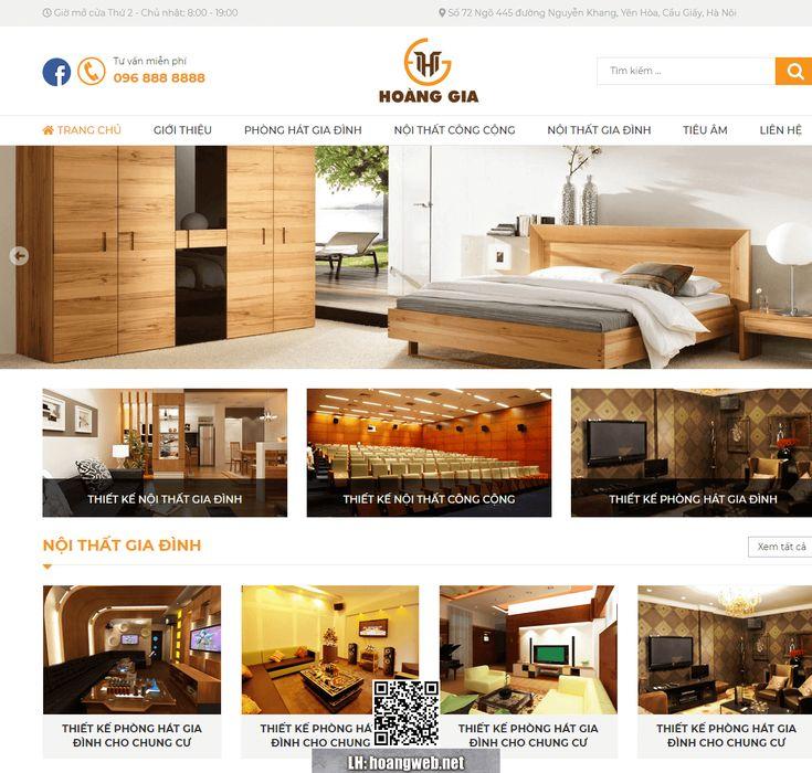 Web nội thất thumbnail