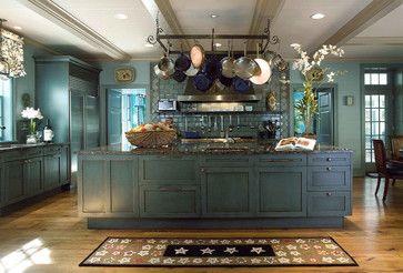 Walter Durham House Renovation - Kitchen - traditional - kitchen - philadelphia - Archer & Buchanan Architecture, Ltd.